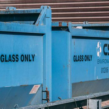 CSH Environmental glass recycling