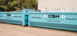 CSH Environmental food waste container