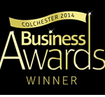Colchester Business Awards Winner Logo.