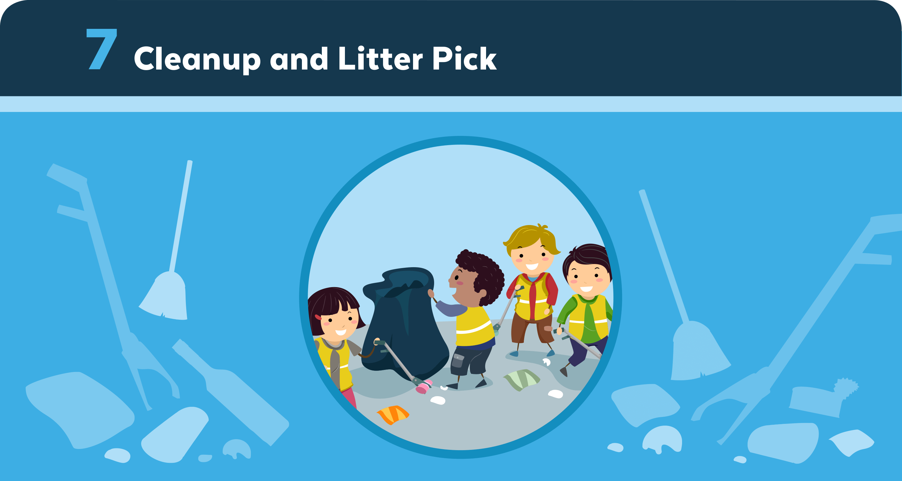Cleanup and Litter Pick
