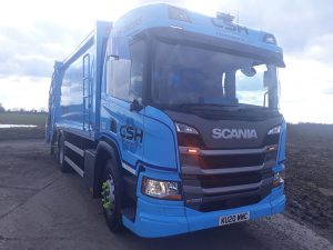 CSH Truck Front