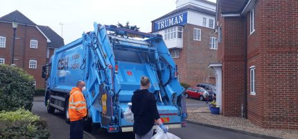 CSH Local Bin Collections